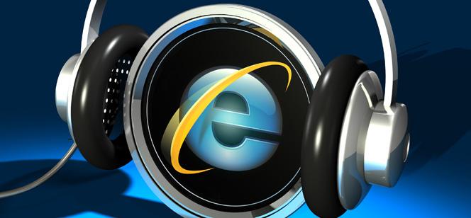 Internet Explorer's Test Drive Site